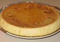 La crème aux oeufs - recette indexée dans les Desserts