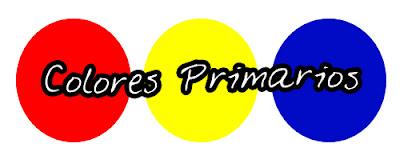 los colores primarios y la decoracion