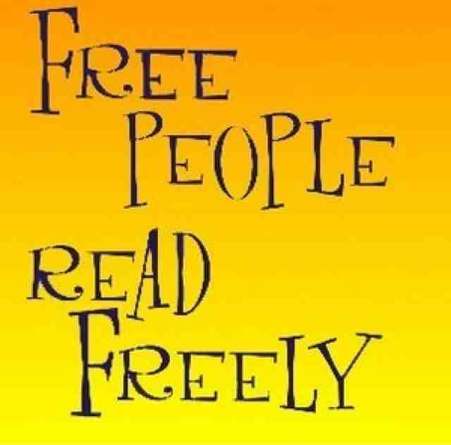 Our Freedom To Read