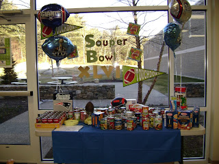 Souper Bowl XLVI - Wilson Language Training 2012