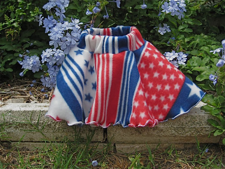 Patriotic Soaker w/Skirtie Medium
