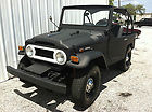 1971 Toyota Land Cruiser FJ40 4X4 (ALL ORIGINAL)