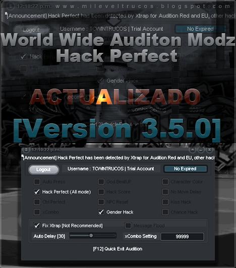 hack nuevo: