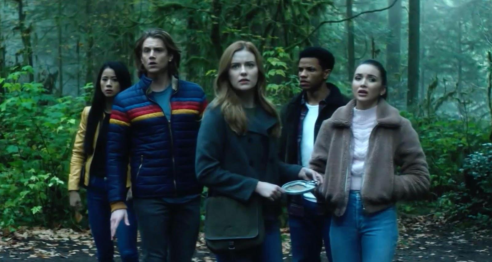 First Nancy Drew season 2 trailer reveals deadly stakes | EW.com