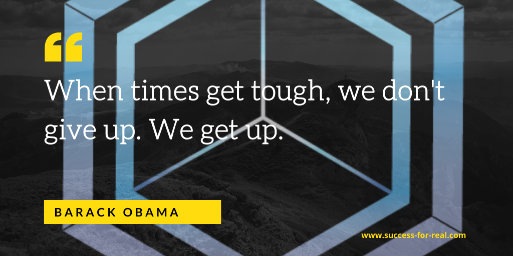 365 Success Quotes For Motivation - Picture Quote By Barack Obama