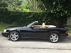 2001 Mercedes-Benz SL500 Base Convertible 2-Door 5.0L