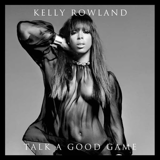 Portada del Talk a good game de Kelly Rowland