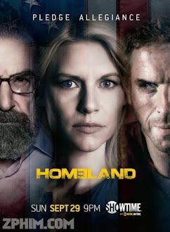 Đất Mẹ 3 - Homeland Season 3 (2013) Poster
