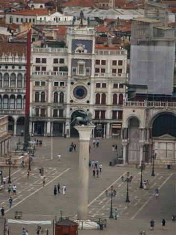 Venise vu de haut