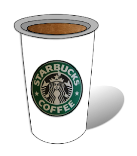 How To Draw A Starbucks Cup Blogging Since 1992