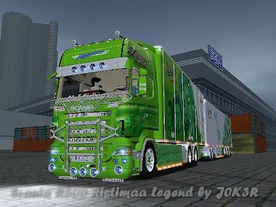 18 wheels of steel haulin crack 1.06