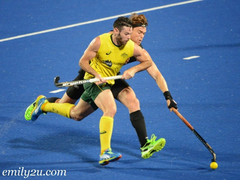2015 Sultan Azlan Shah Cup – Match 18 - Australia 2 (1) - New Zealand 2 (3)