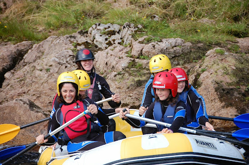 Ace Adventure - River Findhorn at Ace Adventure - River Findhorn