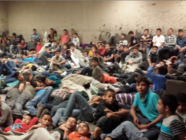 Health officials fear disease in surge of illegal immigrants