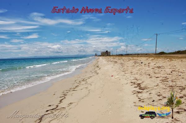 Playa VLR141 NE141, Estado Nueva Esparta, Mariño