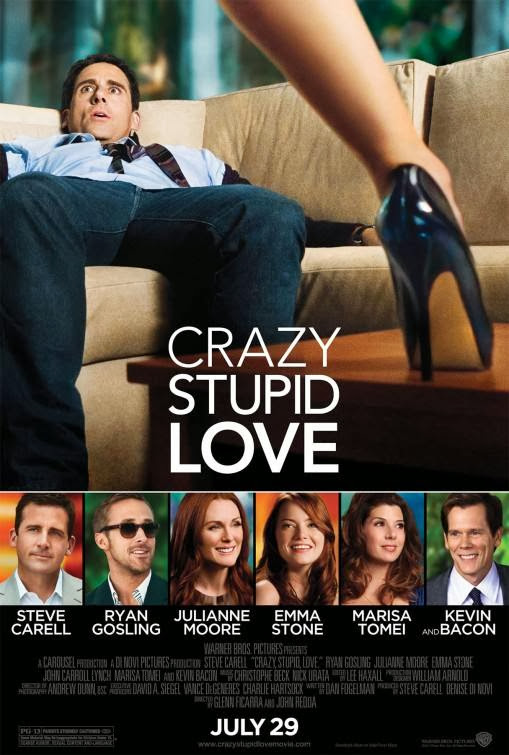 Poster Of Crazy Stupid Love (2011) Full Movie Hindi Dubbed Free Download Watch Online At Alldownloads4u.Com