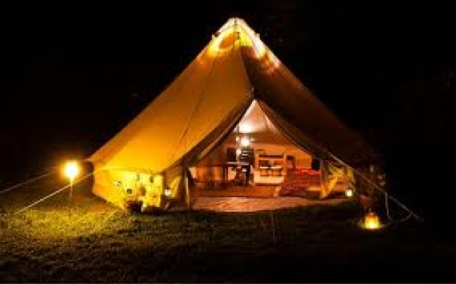 Bell Tent Decor Endearing Camping Glamping And Bell Tents Where To Camp Review
