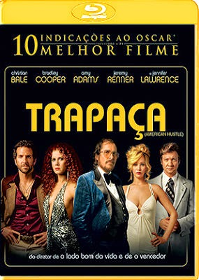 Filme Poster Trapaça BRRip XviD Dual Audio & RMVB Dublado