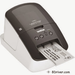 Download Brother QL-710W printer software, & how to deploy your own Brother QL-710W printer driver work with your own computer