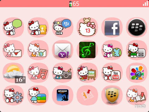 BubbleTheme - Special edition (9700/9780 OS6) Preview 3