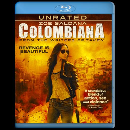 Colombiana - BRRip 720p - Español Latino
