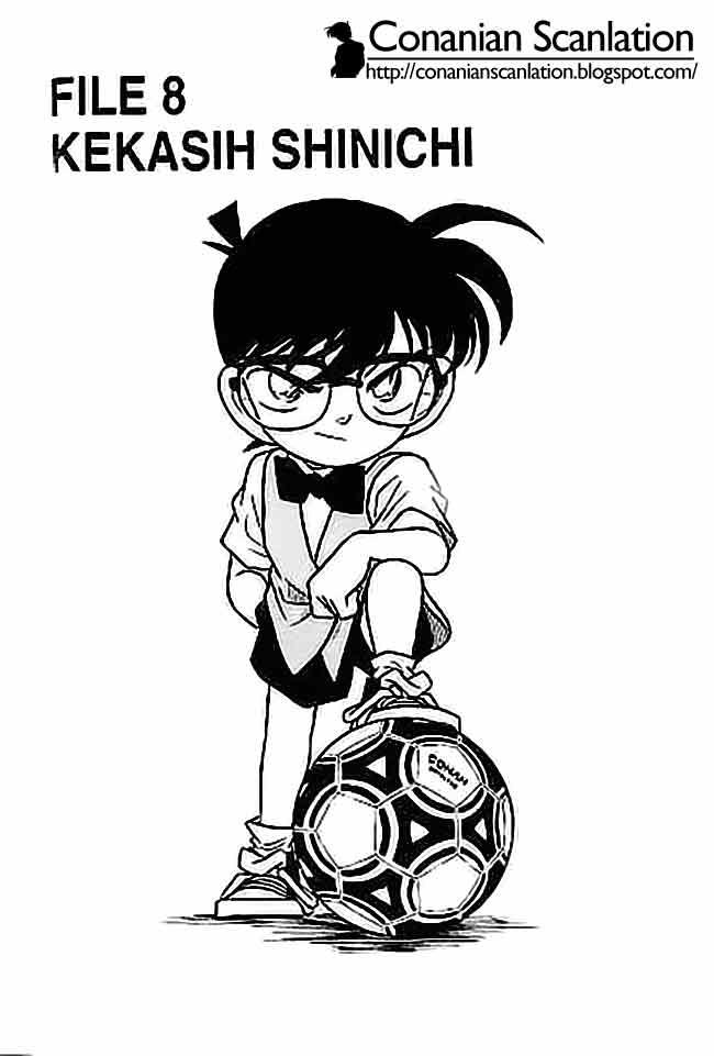 1 Detective Conan   068 Kekasih Shinichi