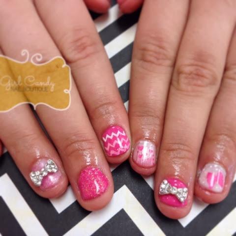 Girl candy nail boutique Logan Utah