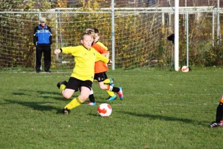 Zaterdag 17 november 2012: LEO FC E1 - Noordwolde E1