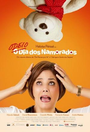 Filme Poster Odeio o Dia dos Namorados TS XviD & RMVB Nacional