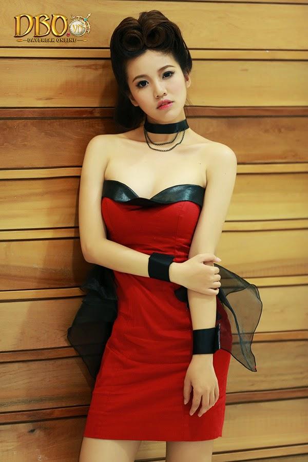 Ngắm bộ ảnh cực đẹp của các hotgirl Daybreak Online 11