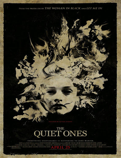 Poster de The Quiet Ones (Silencio del más allá)