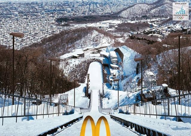 El Marketing se toma las Olimpiadas de Invierno
