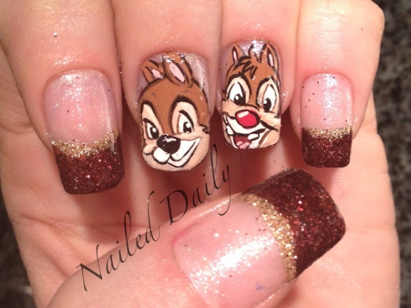 Day 271 - Chip n' Dale