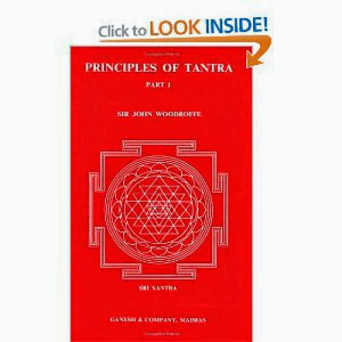 Principles Of Tantra Part I