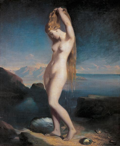 Théodore Chassériau - Venus of the Sea