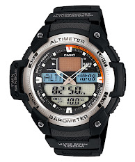 Casio Out Gear : SGW-1000B-4A