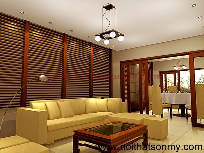 Mẫu thiết kế nội thất đẹp 02