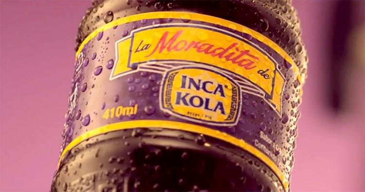 Inca Kola Chicha Morada