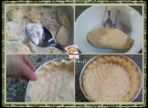 Torta cheese cake de morangos 2
