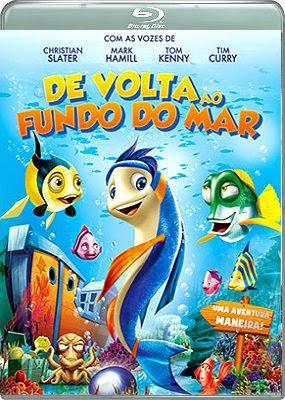 Filme Poster De Volta ao Fundo do Mar BDRip XviD Dual Audio & RMVB Dublado