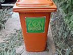 Tong Sampah Zon Bersih