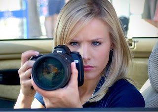 You are awesome, Veronica Mars.