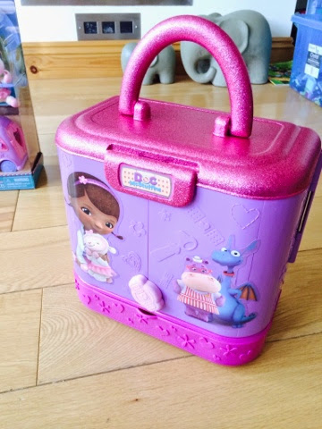 Doctober Doc Mcstuffins Carry Along Case