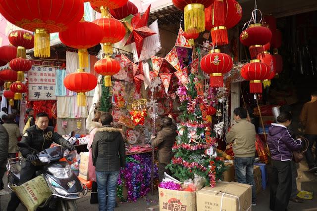 Jew Christmas Chinese Food