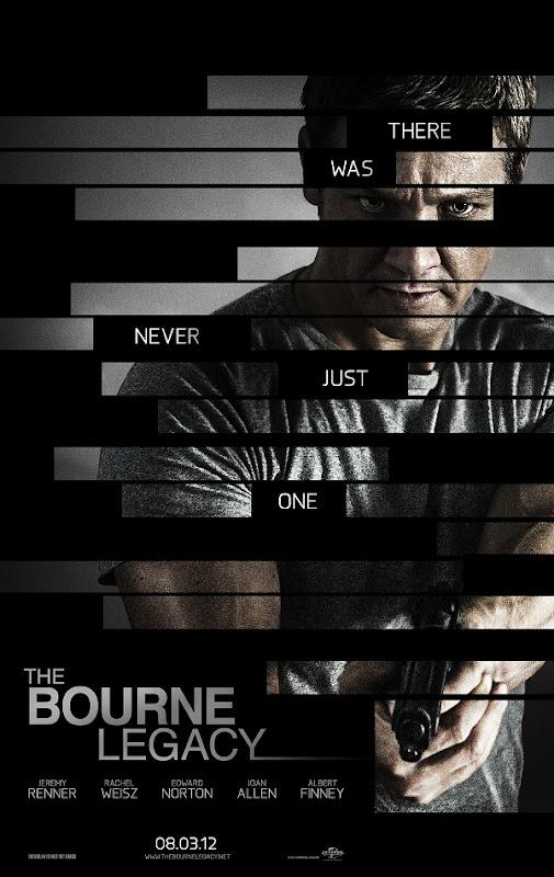 BNL ADV1SHT 0207 12X19 RGB 1600 The Bourne Legacy   Primeiros Poster e Trailer.