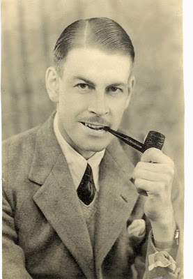 Dick Crumbleholme c 1950  ?