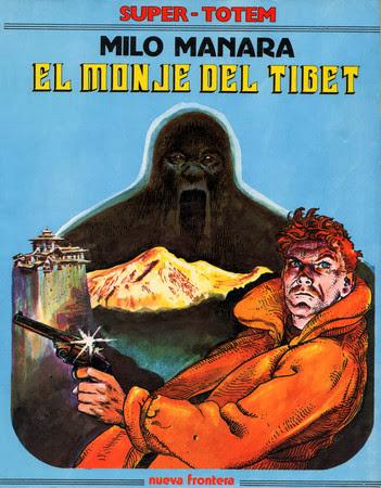 El monje del Tibet - Milo Manara [C�mic][Espa�ol]