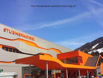 Stubnerkogel górna stacja gondoli