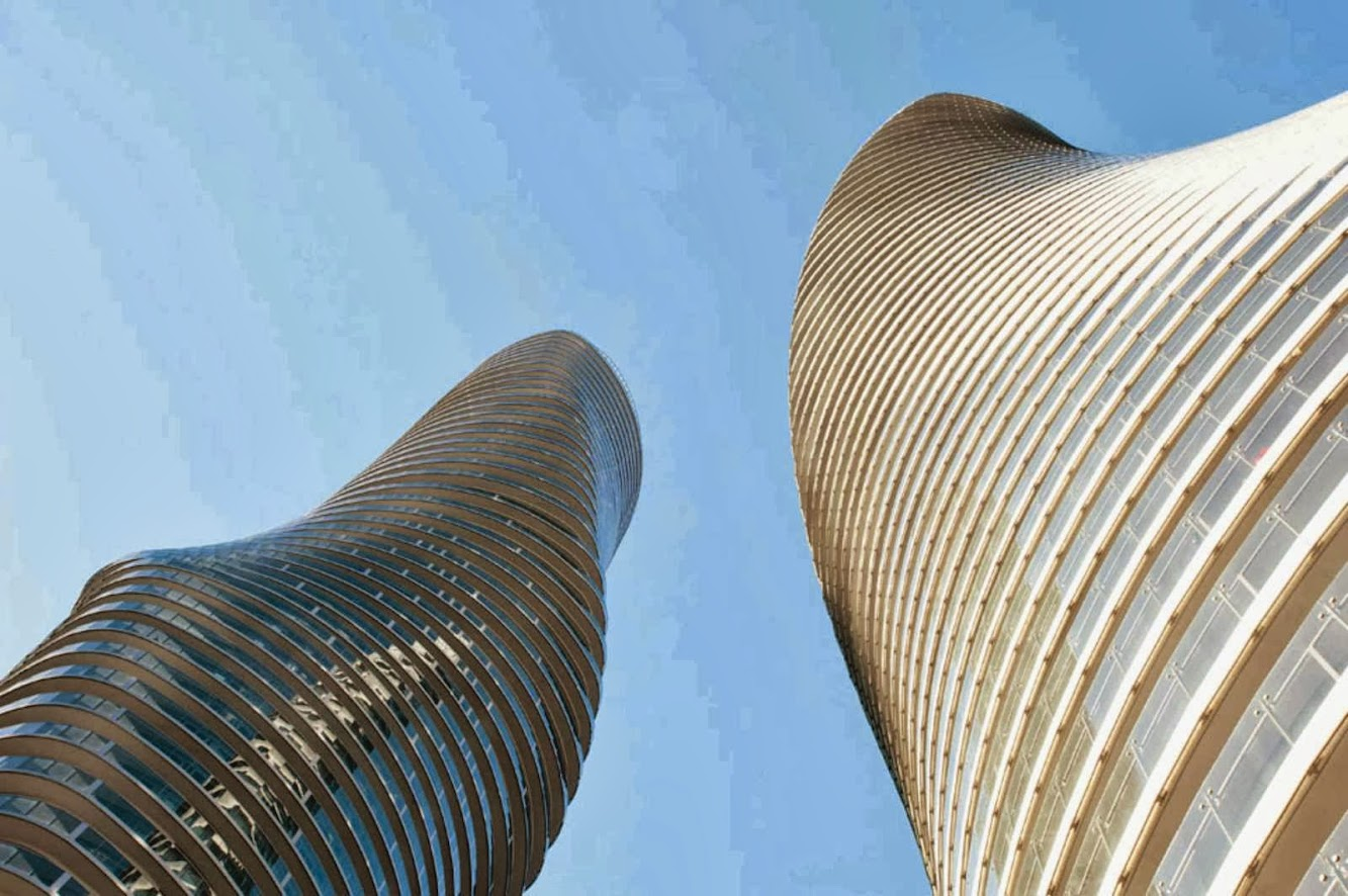 Absolute World Towers wins Emporis Skyscraper Award 2012