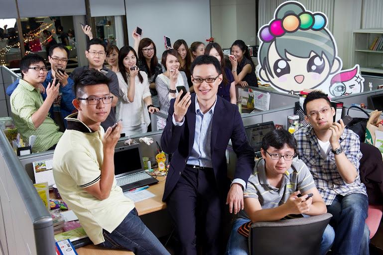 陣容龐大的17Life,每位員工都透過WeChat來接收上級的指示;透過群組分眾管理也讓Elton有效地讓整個團隊的每顆齒輪都發揮最大的功用。